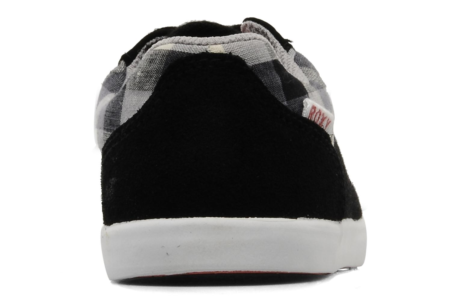 Trainers Roxy Sneaky 2 Black view from the right
