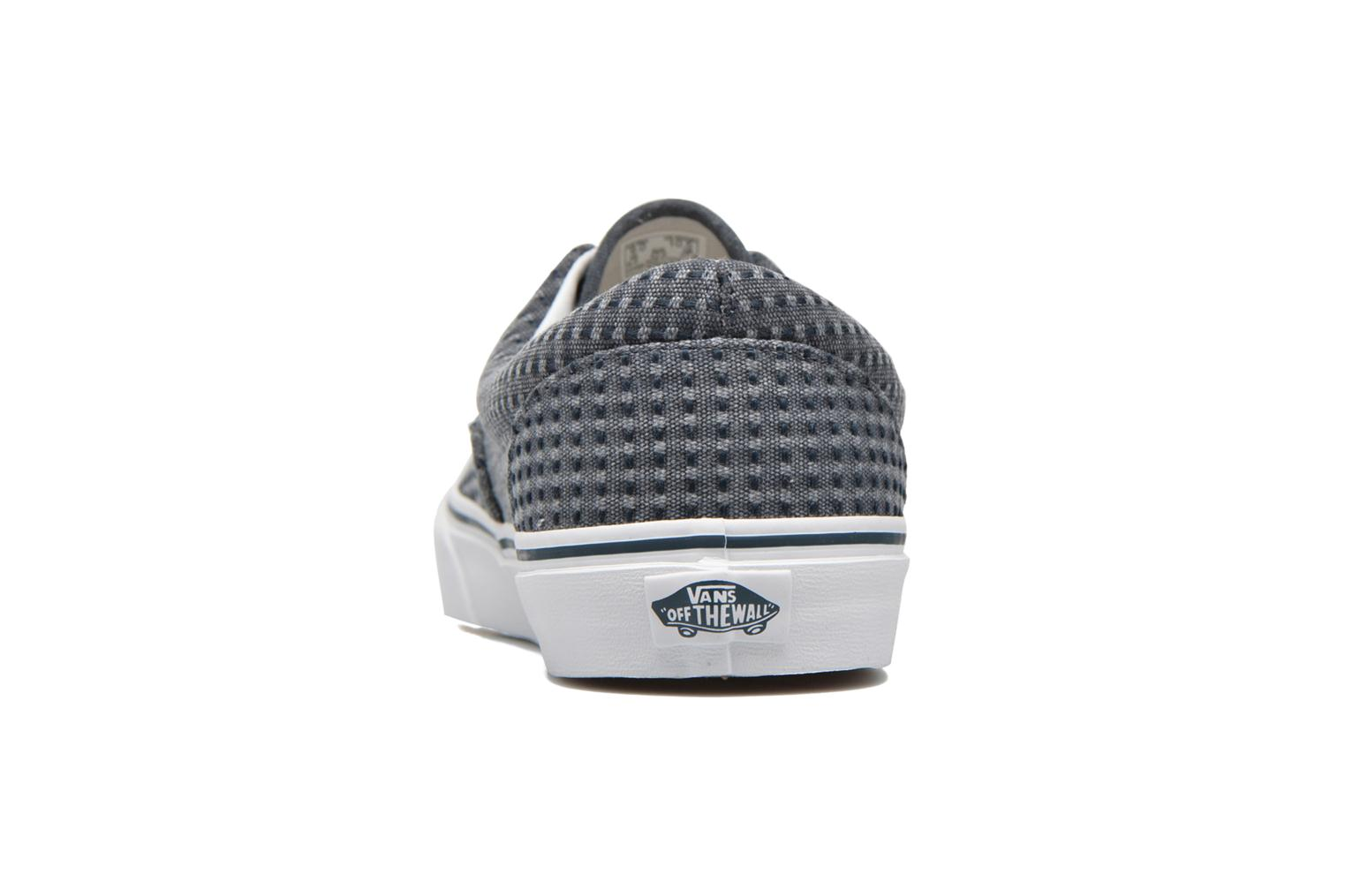 Era (Sashiko) Midnight Navy/True White