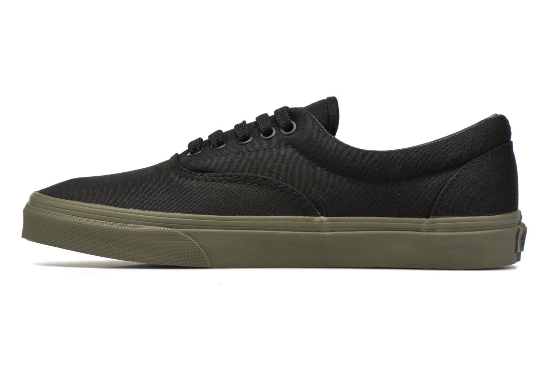 Sneakers Vans Era Zwart voorkant