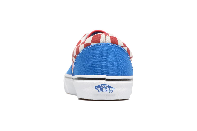 Baskets Vans Era Bleu vue droite