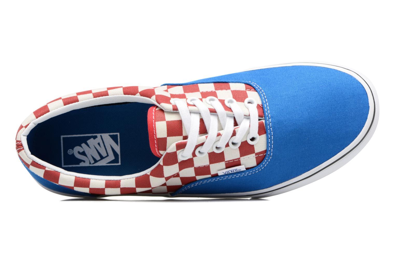 Sneaker Vans Era blau ansicht von links