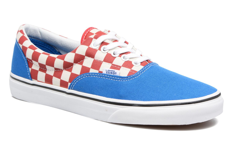 Baskets Vans Era Bleu vue détail/paire