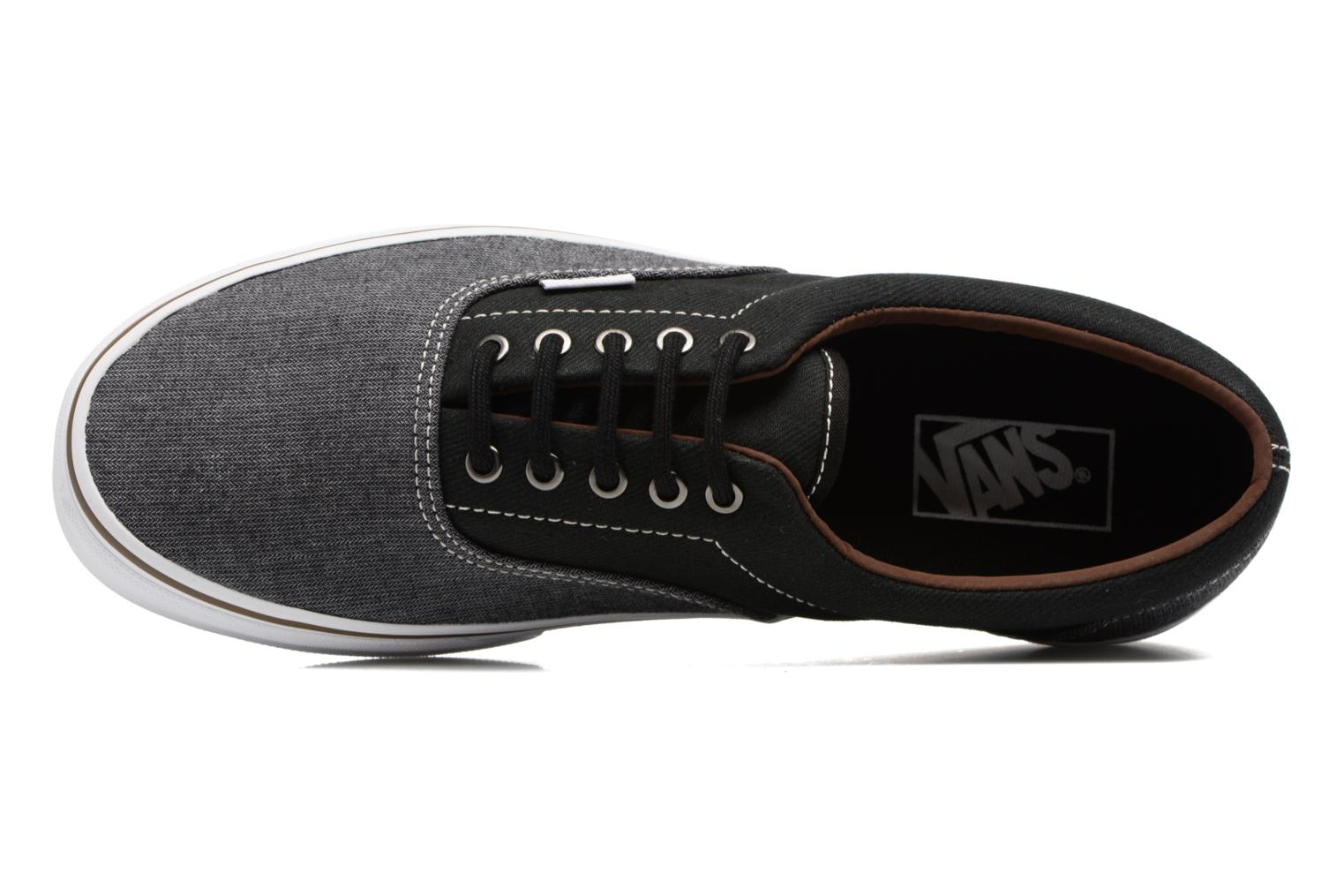 Trainers Vans Era Black view from the left