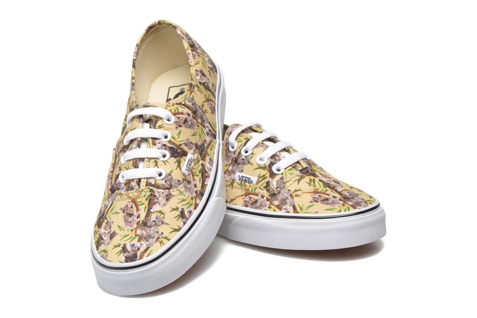 Sneakers Vans Authentic w Multicolor 3/4'