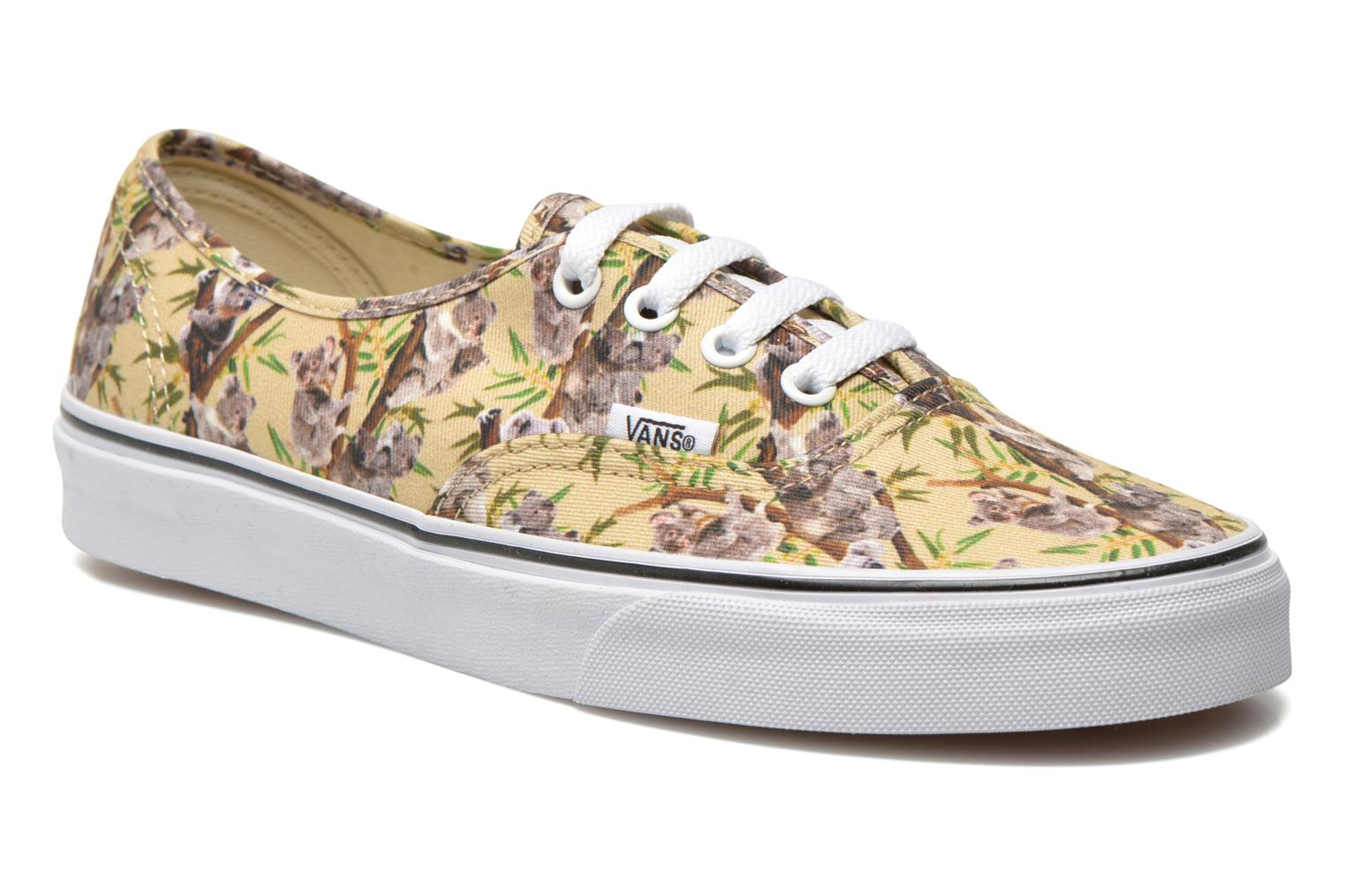 Sneakers Vans Authentic w Multicolor detail