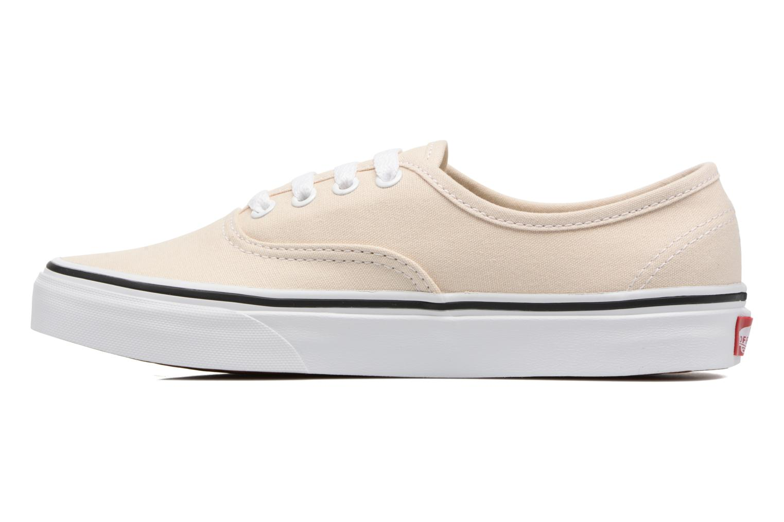 Trainers Vans Authentic w White front view
