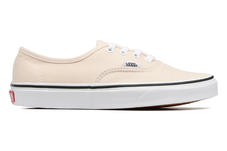 Sneaker Vans Authentic w weiß ansicht von hinten