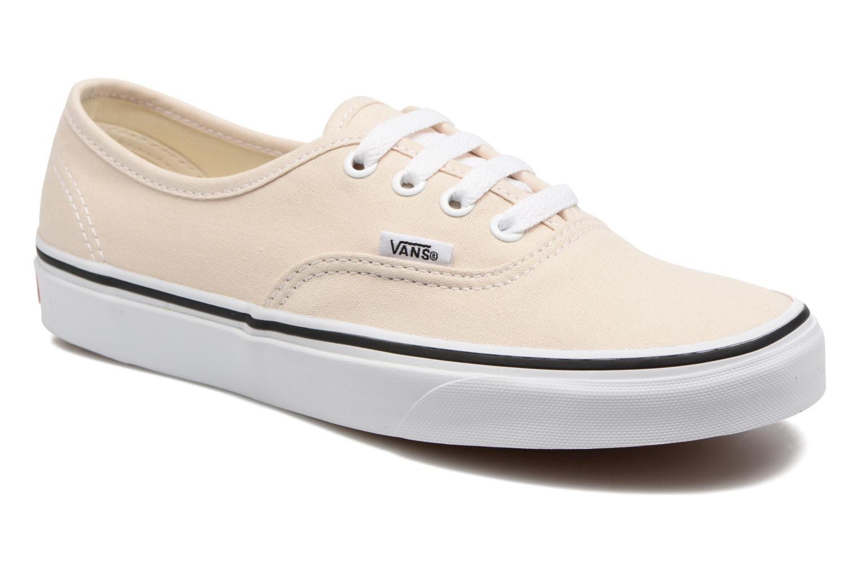 Sneakers Vans Authentic w Wit detail