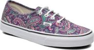 (Paisley) violet/true white