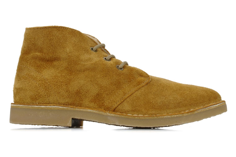 Stiefeletten & Boots Eden Blanca braun ansicht von hinten