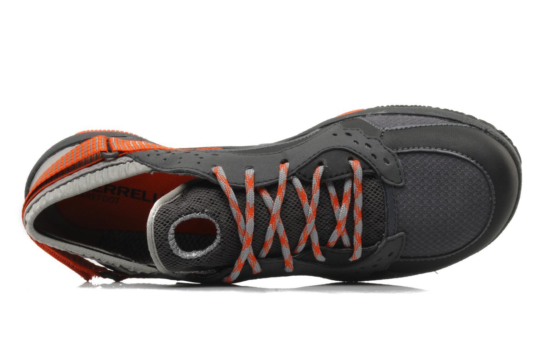 Zapatillas de deporte Merrell Swift glove Gris vista lateral izquierda