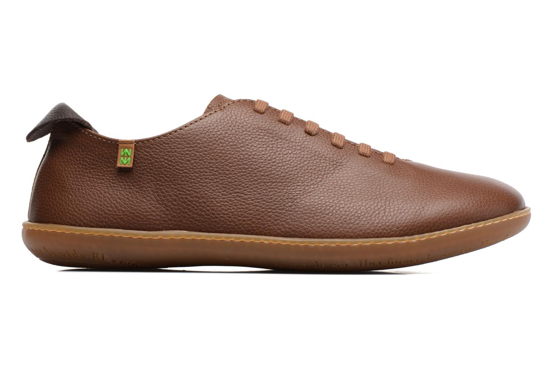 Chaussures à lacets El Naturalista El Viajero N296 M Marron vue derrière