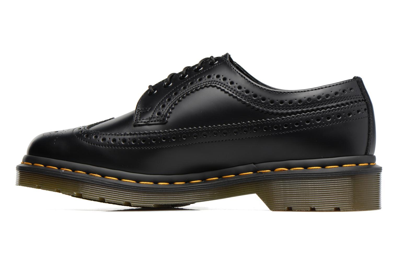 Lace-up shoes DR. Martens 3989 Black front view