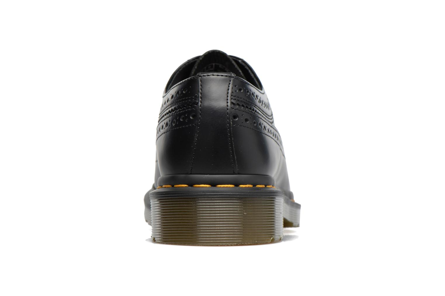 Lace-up shoes DR. Martens 3989 Black view from the right