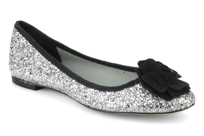FLEUR Silver glitter