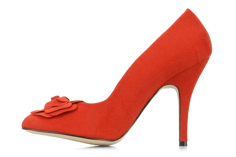 High heels Beyond Skin SWEETIE Red front view