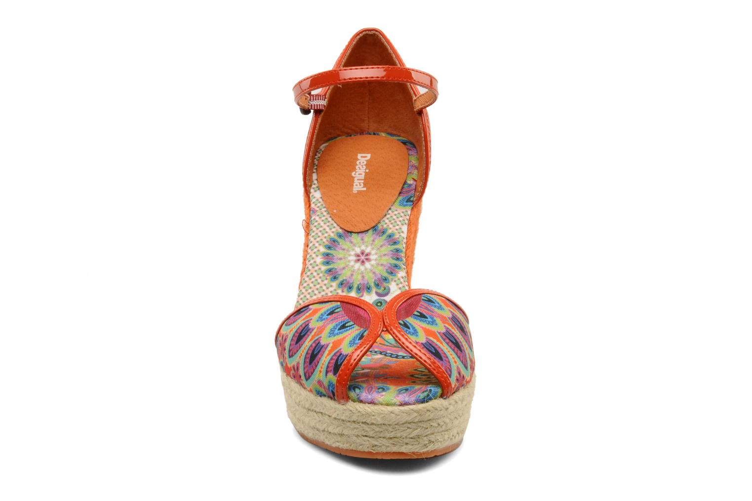 Sandals Desigual Leilani Multicolor model view
