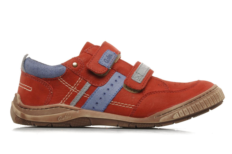 Sneakers Aster HENOCK Rood achterkant