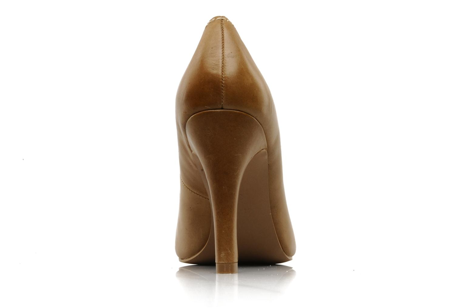 High heels French Connection TRUDY Brown view from the right