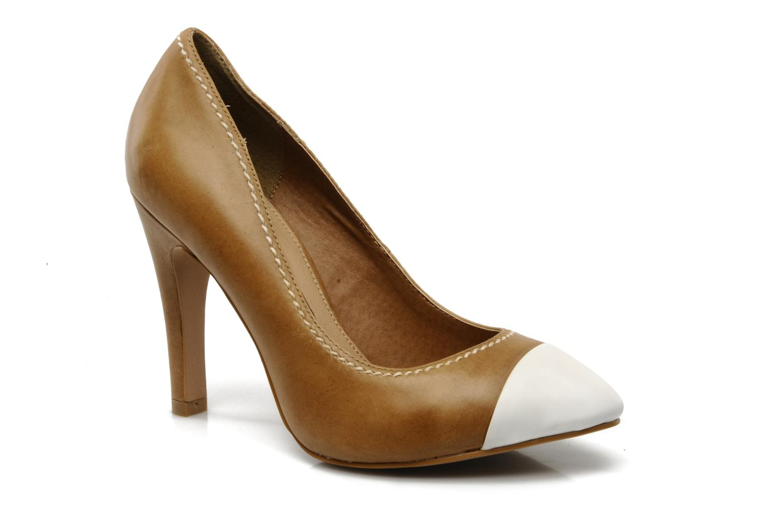 High heels French Connection TRUDY Brown detailed view/ Pair view
