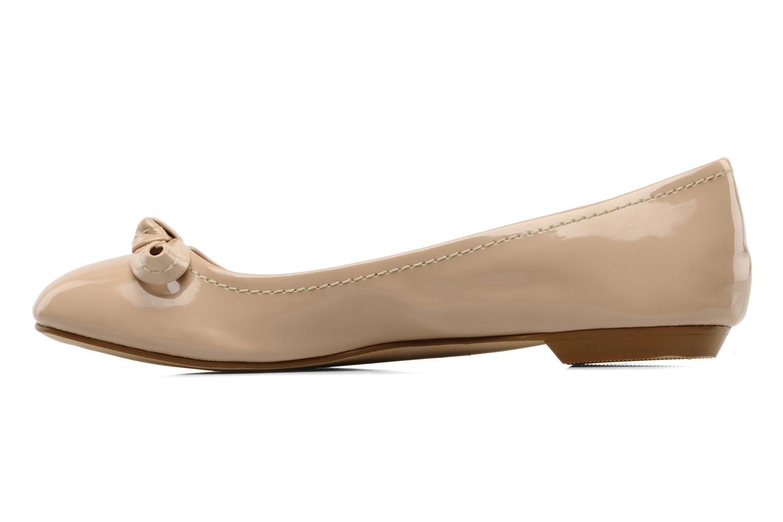 Ballerinas Carvela LINDSEY beige ansicht von vorne