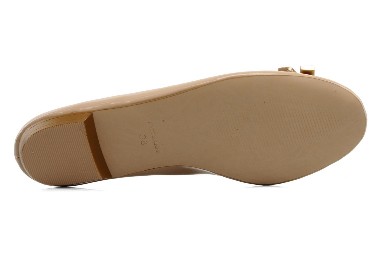 Ballerinas Carvela LINDSEY beige ansicht von oben