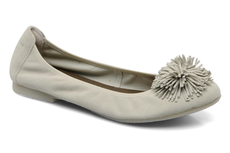 Ballerinas Acebo's Pom Pom - F beige detaillierte ansicht/modell