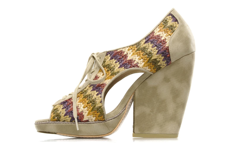 Chaussures à lacets Feud WHIP Multicolore vue face