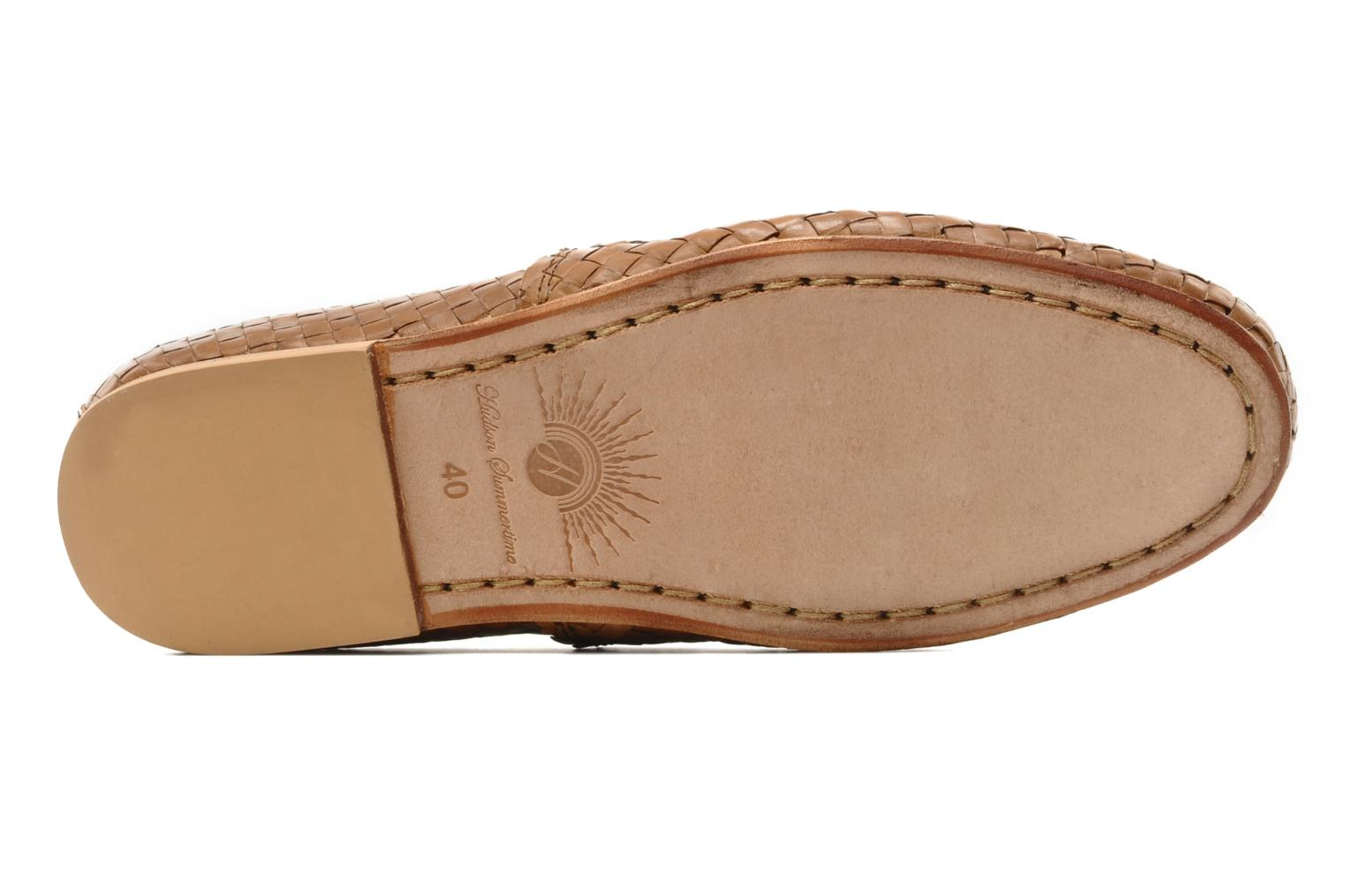 Cozumel Calf Tan