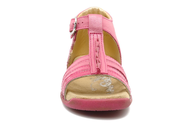 Sandali e scarpe aperte Babybotte Topmodel Rosa modello indossato