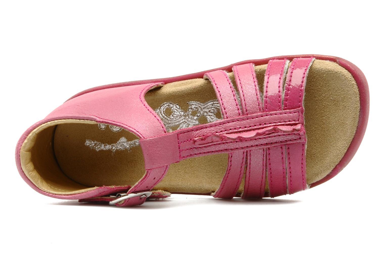 Sandali e scarpe aperte Babybotte Topmodel Rosa immagine sinistra