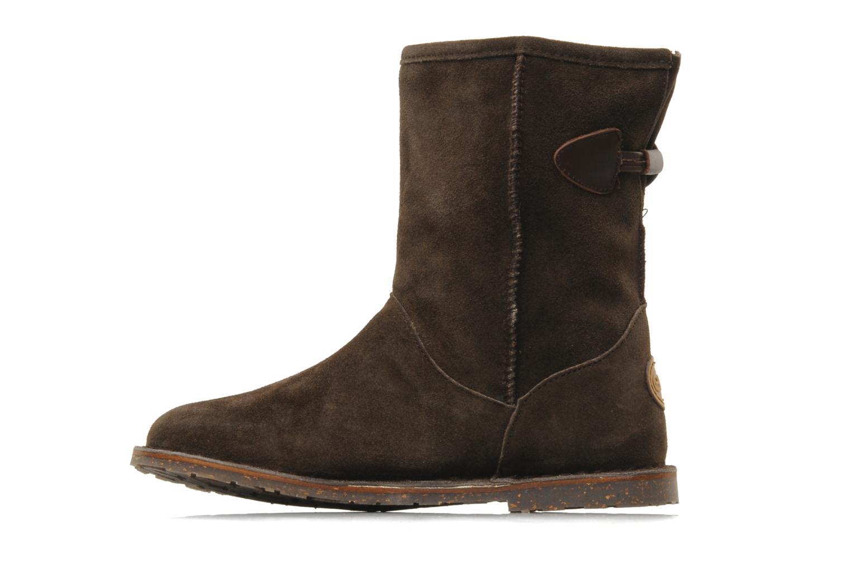 Stiefeletten & Boots Emu Australia DUTTON LO braun ansicht von vorne