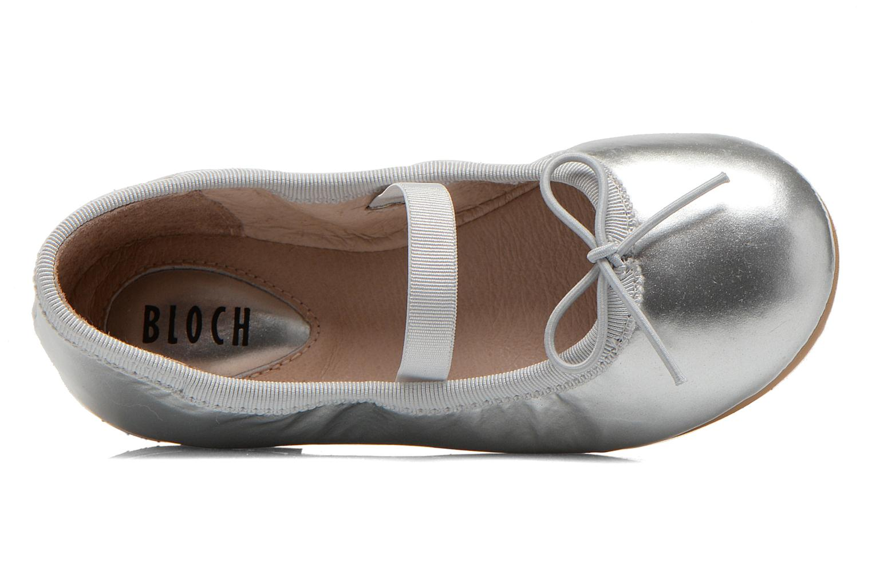 Ballerina's Bloch Toddler Cha cha Grijs links