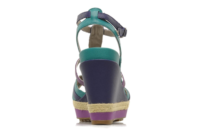 Sandali e scarpe aperte Clarks Scent Trail Multicolore immagine destra