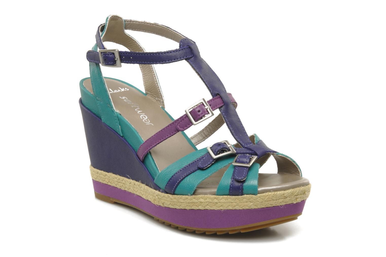 Sandali e scarpe aperte Clarks Scent Trail Multicolore vedi dettaglio/paio