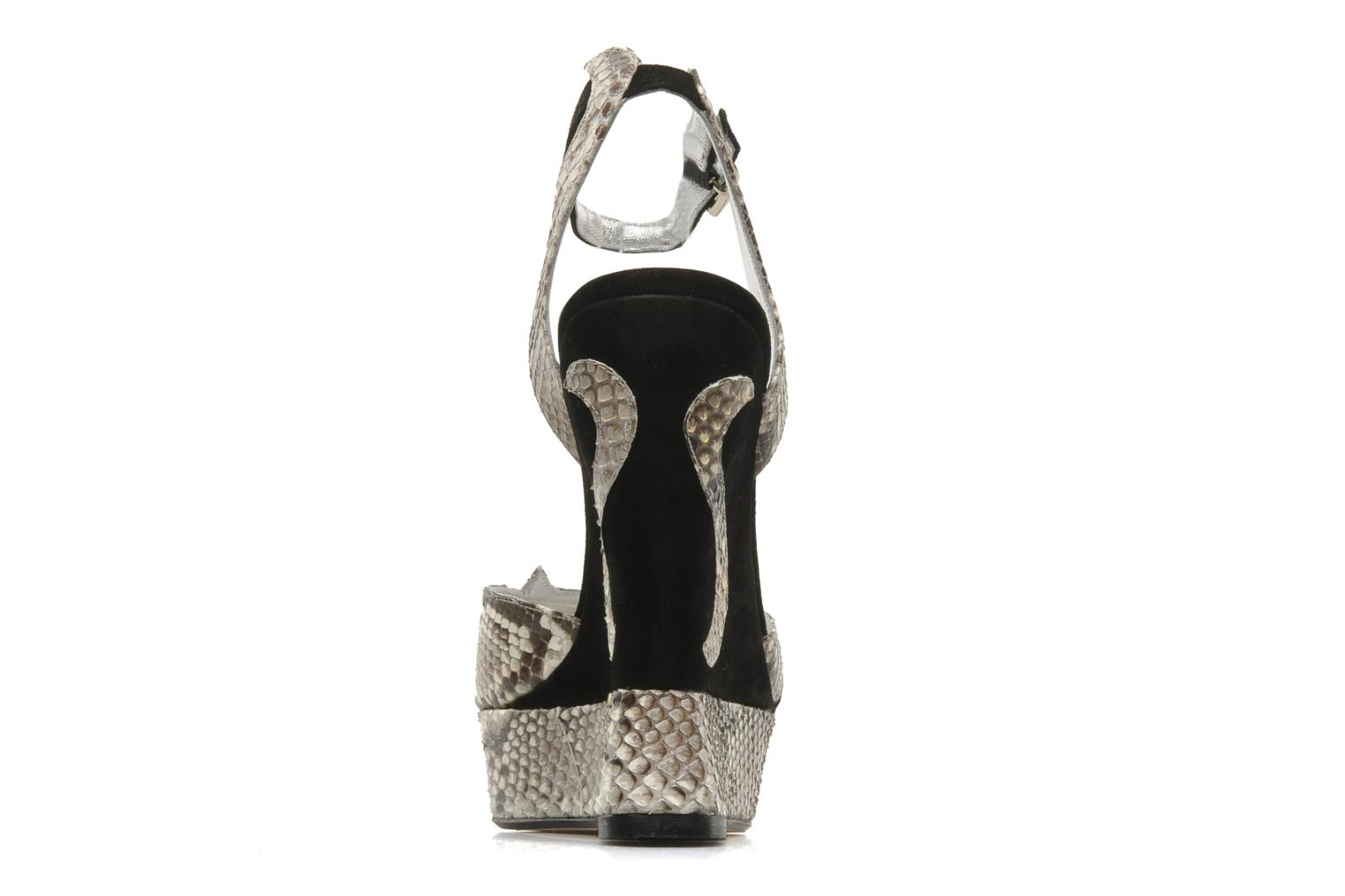 Sandals Terry de Havilland Margaux Black view from the right