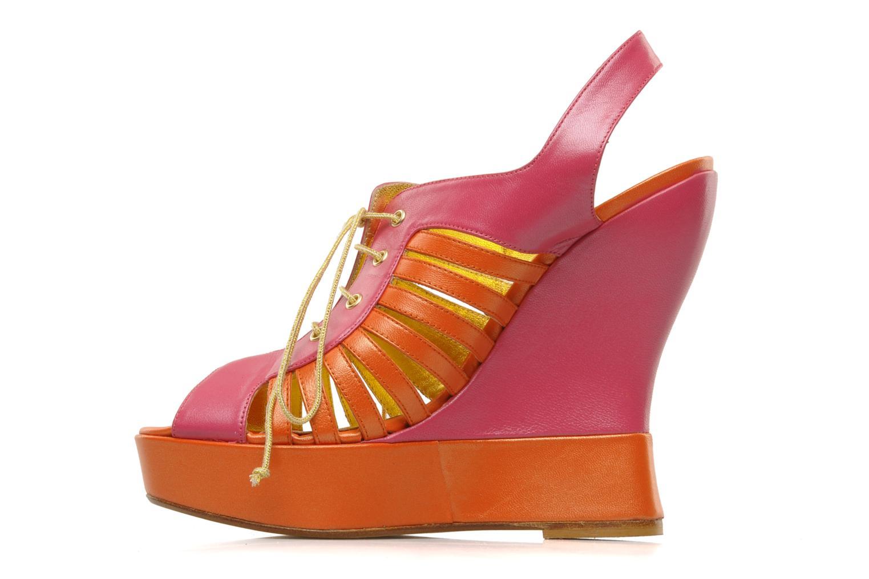 Sandali e scarpe aperte Terry de Havilland Jay Multicolore immagine frontale