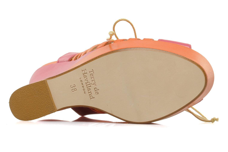 Sandali e scarpe aperte Terry de Havilland Jay Multicolore immagine dall'alto