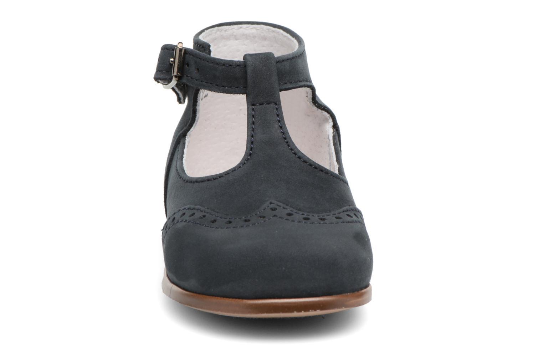 Sommersko Little Mary François Blå se skoene på
