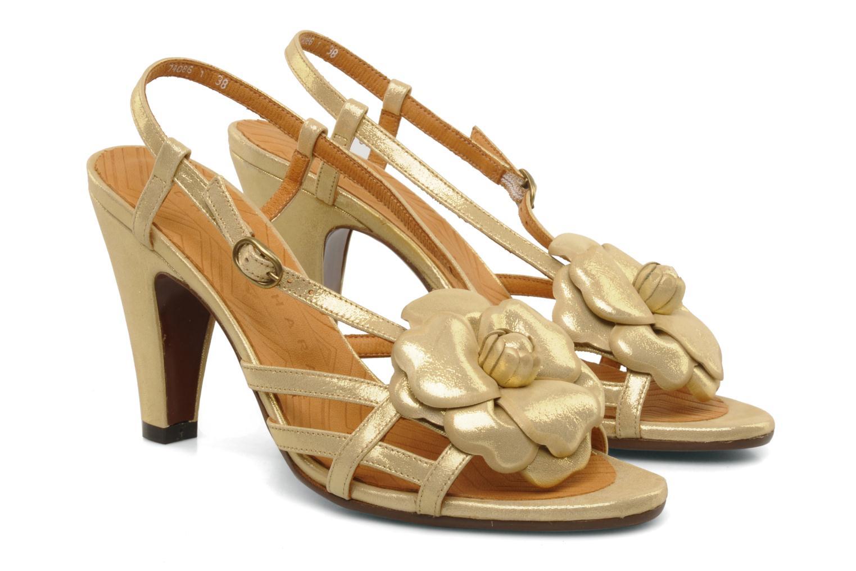 Sandalen Chie Mihara Vossa gold/bronze 3 von 4 ansichten
