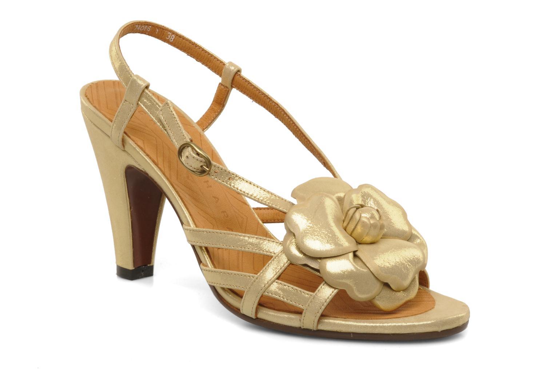 Sandalen Chie Mihara Vossa gold/bronze detaillierte ansicht/modell