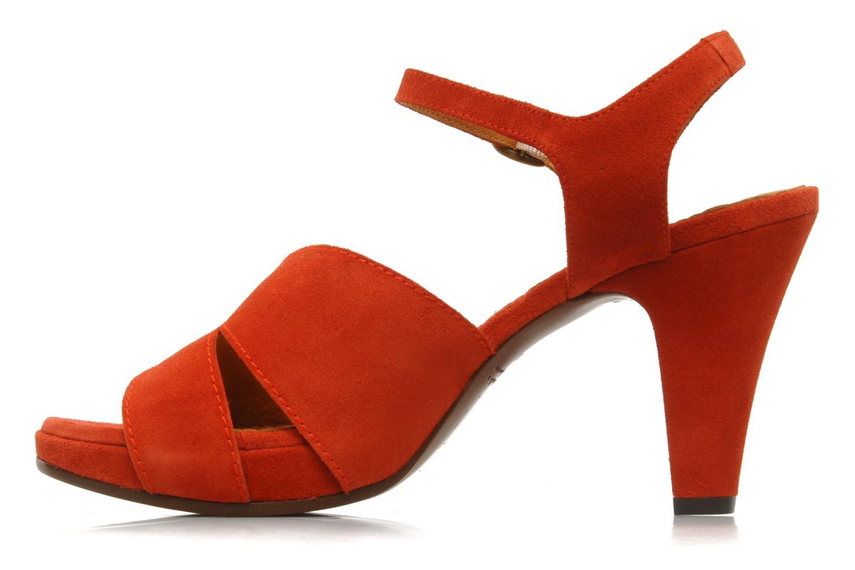 Sandali e scarpe aperte Chie Mihara Xoni Arancione immagine frontale