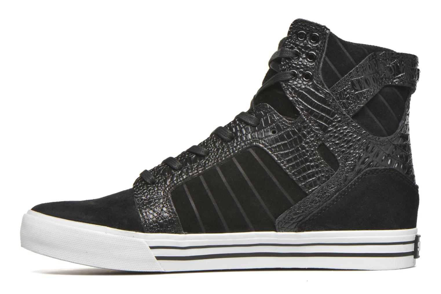 Skytop Black/Croc/White
