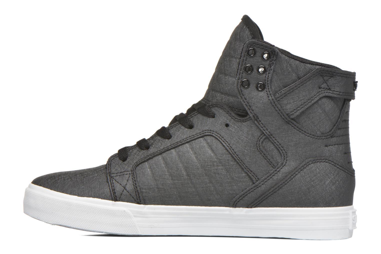 Sneakers Supra Skytop Zwart voorkant