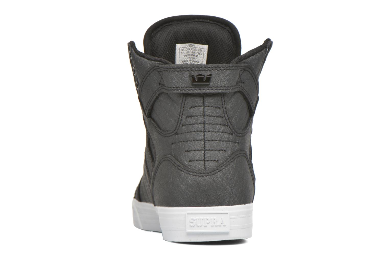 Sneakers Supra Skytop Zwart rechts