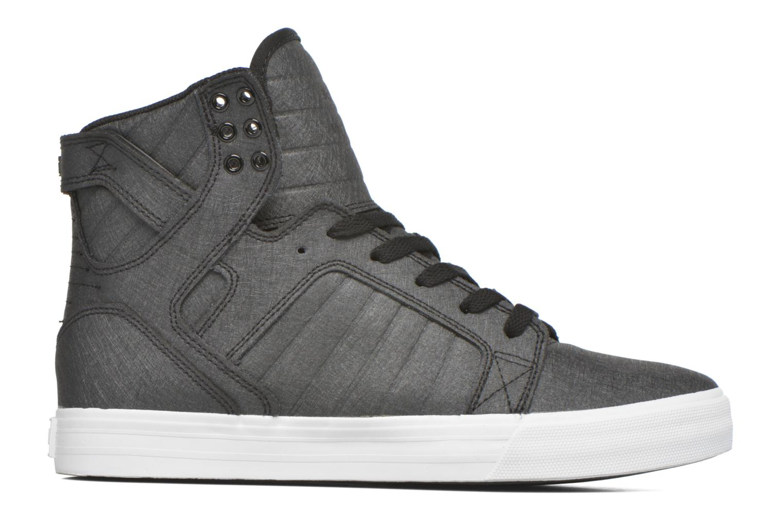 Sneakers Supra Skytop Zwart achterkant