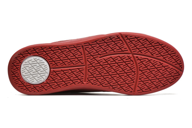 Scarpe sportive Supra Skytop III Rosso immagine dall'alto