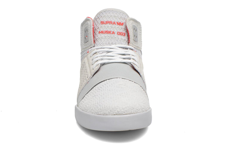 Sportskor Supra Skytop III Svart bild av skorna på