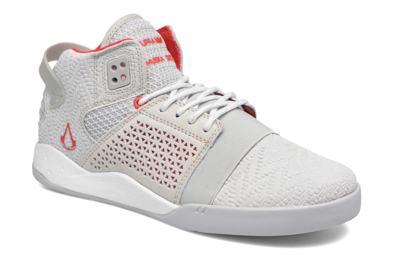 Sport shoes Supra Skytop III Black detailed view/ Pair view