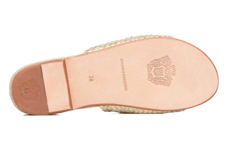Zapatos casuales salvajes Melvin & Hamilton Hanna 5 (Oro y bronce) - Zuecos en Más cómodo